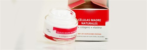 NATURAL STEM CELLS Anti-aging lotion+ Collagen + Elastin